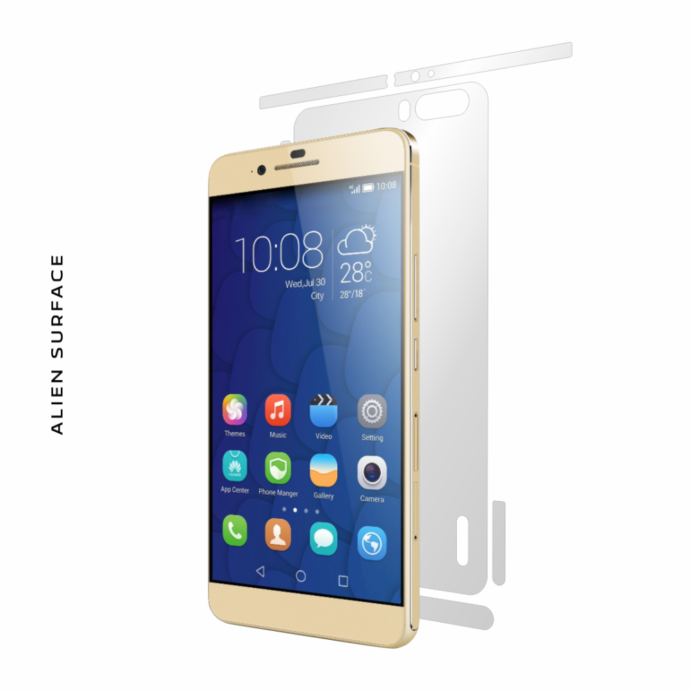 Huawei Honor 6 Plus Dual Sim folie protectie Alien Surface