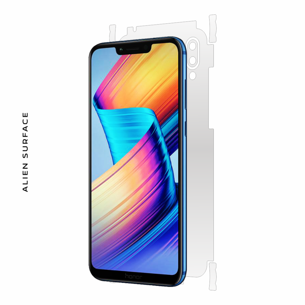 Huawei Honor Play folie protectie Alien Surface