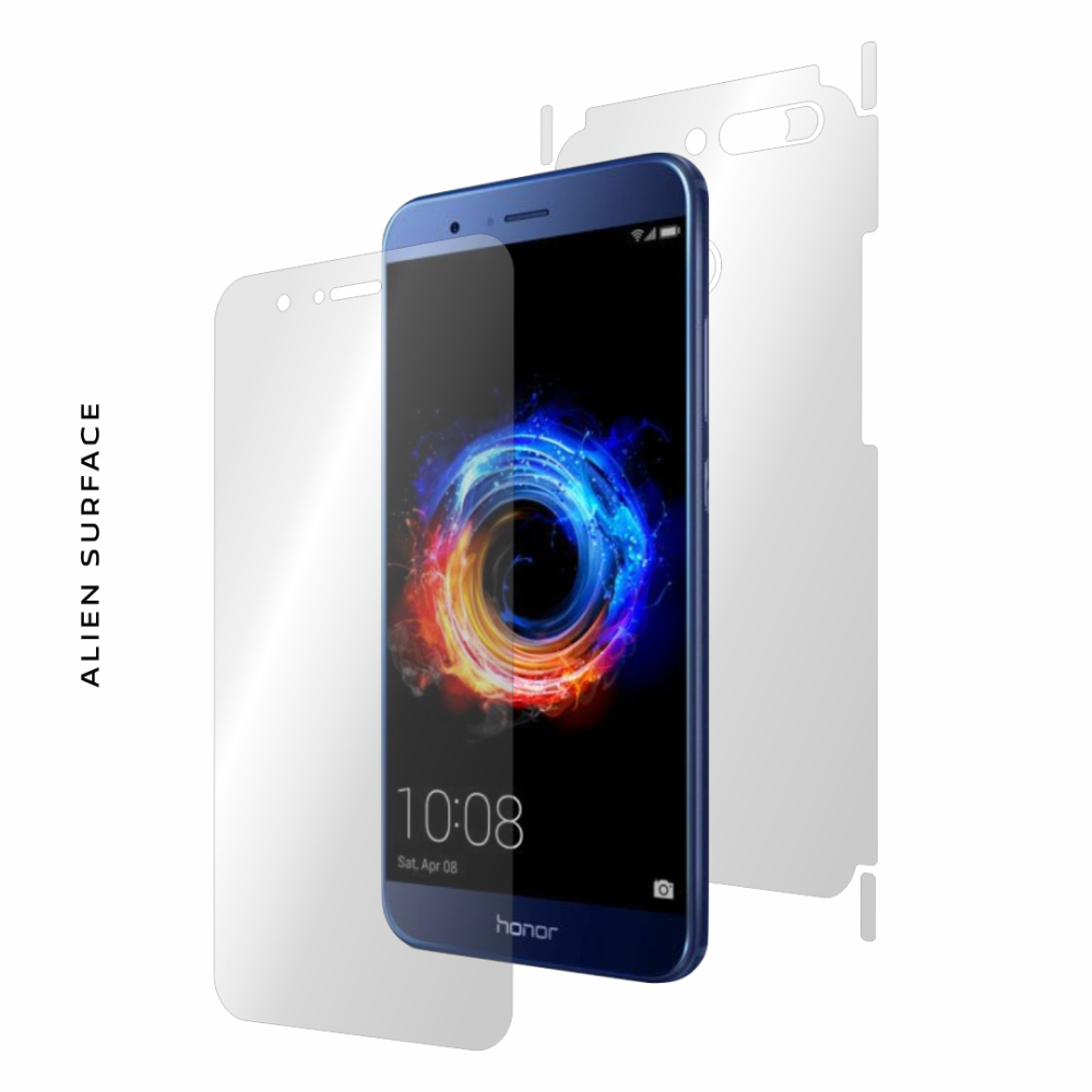 Huawei Honor V9 folie protectie Alien Surface