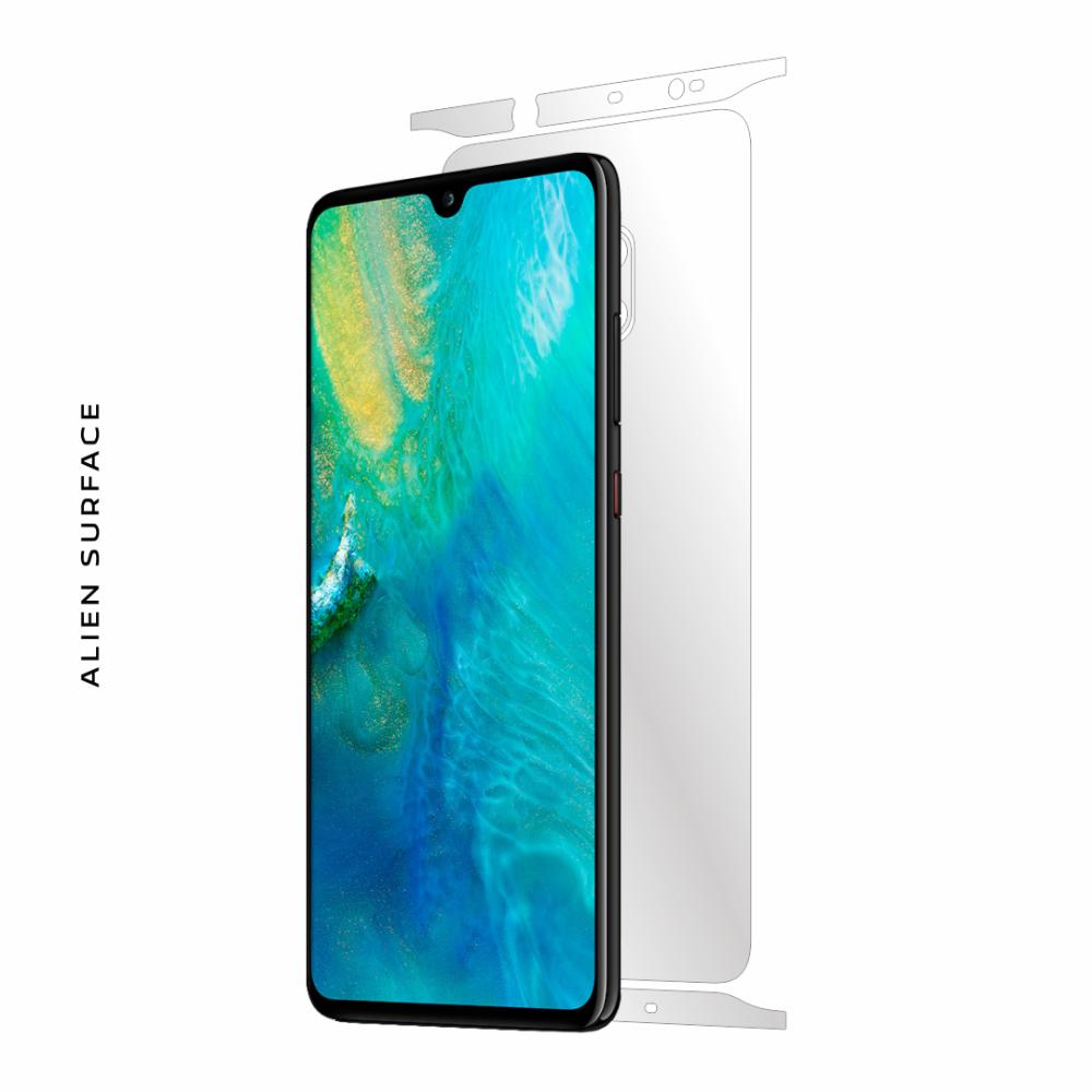 Huawei Mate 20 folie protectie Alien Surface