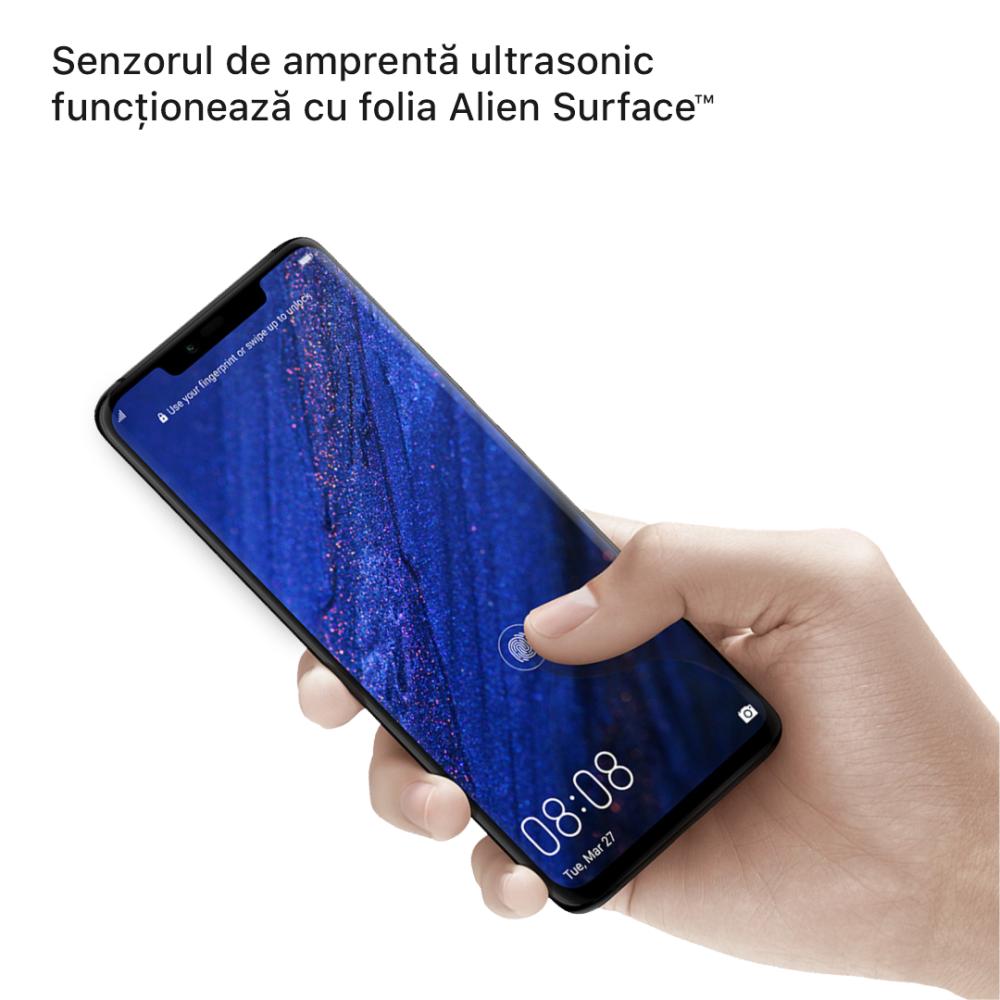 Huawei Mate 30 Pro folie protectie Alien Surface