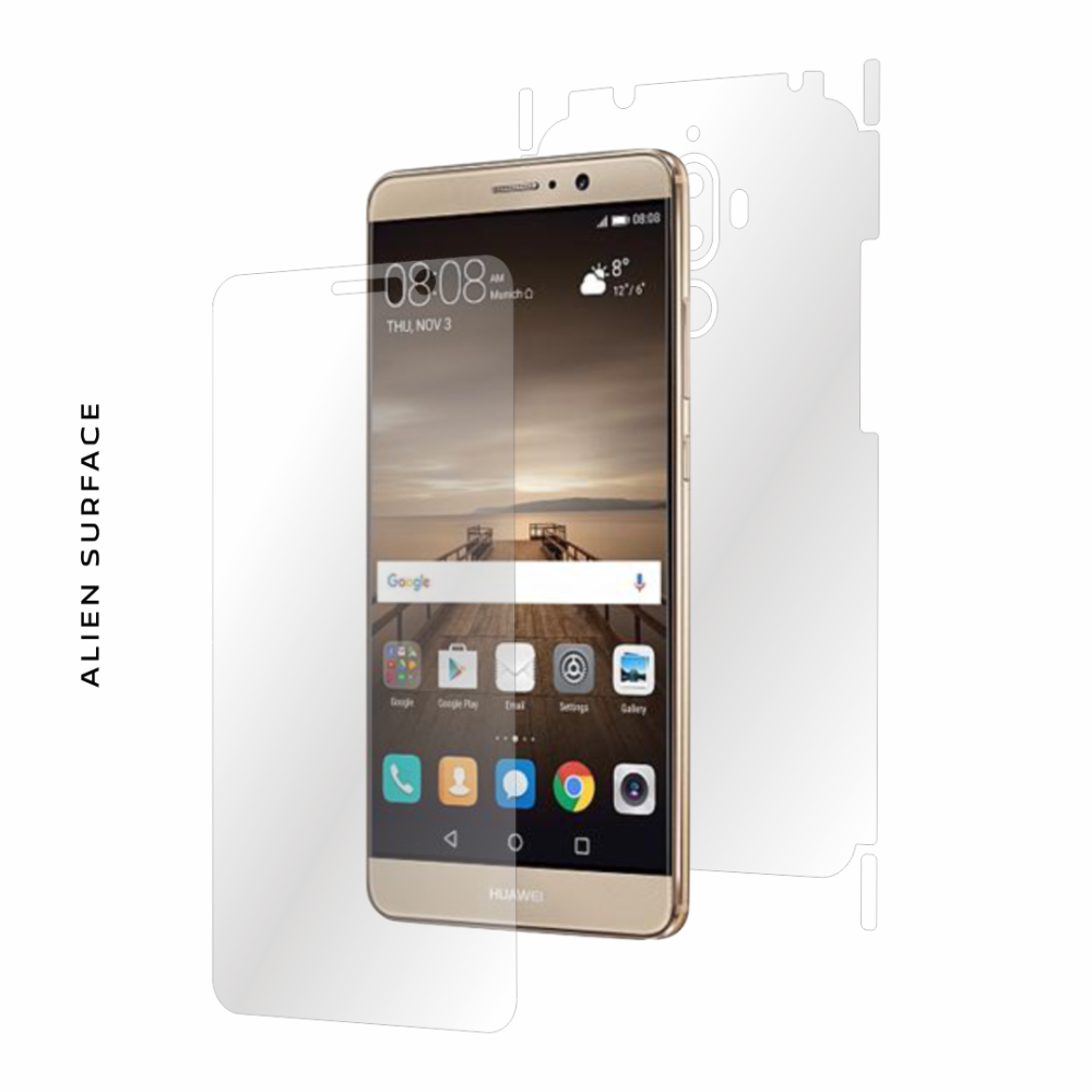 Huawei Mate 9 folie protectie Alien Surface