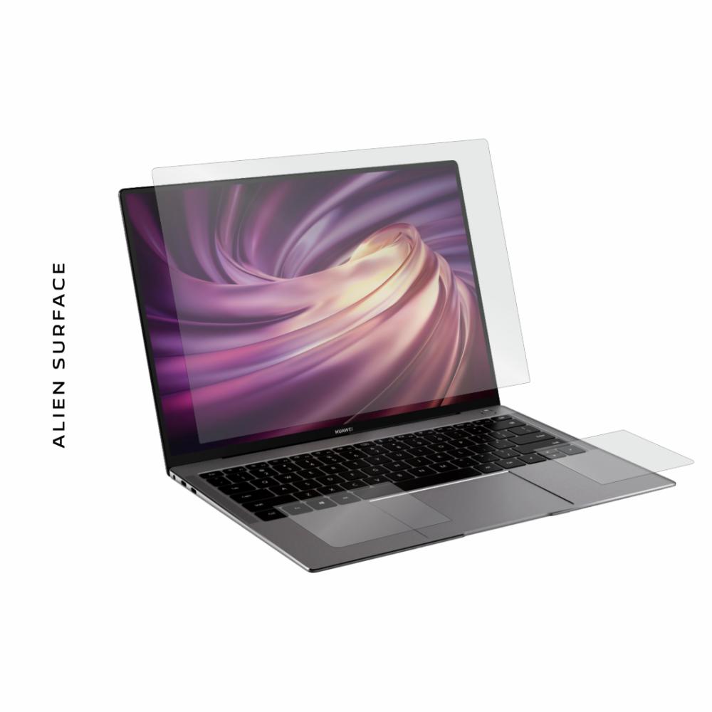 Huawei MateBook X Pro 13.9 inch folie protectie Alien Surface