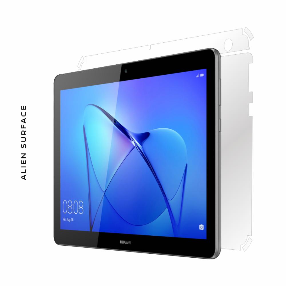 Huawei MediaPad T3 10 inch folie protectie Alien Surface