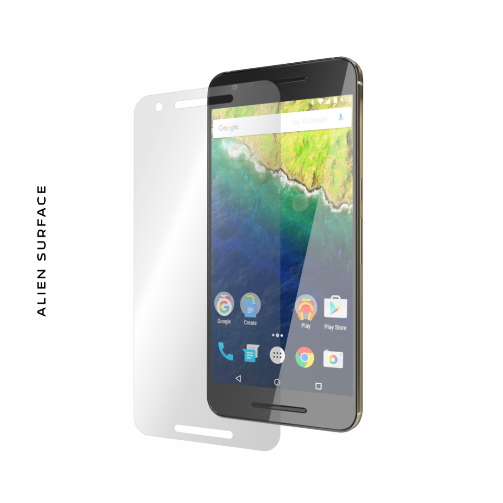 Huawei Nexus 6P folie protectie Alien Surface
