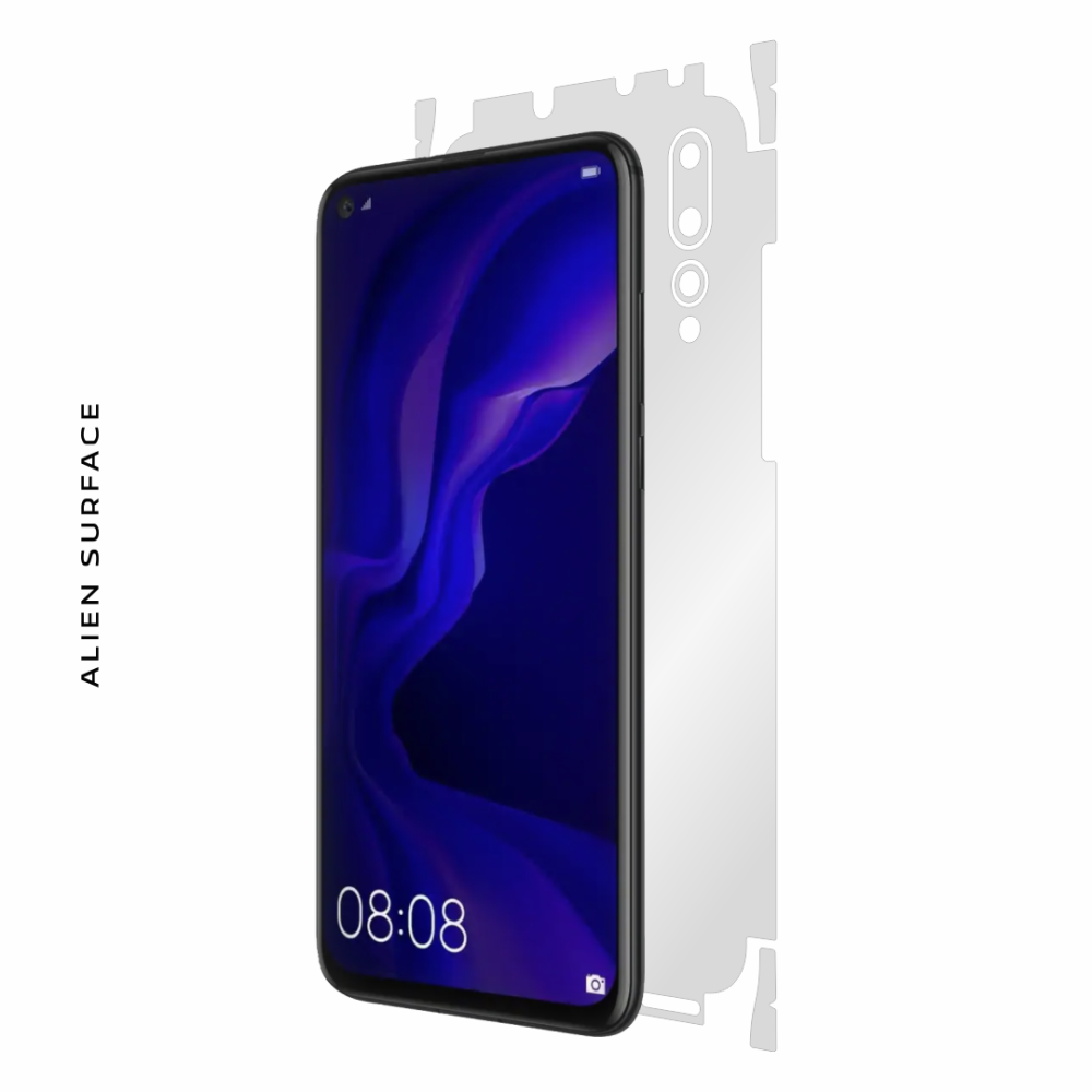 Huawei Nova 4 folie protectie Alien Surface