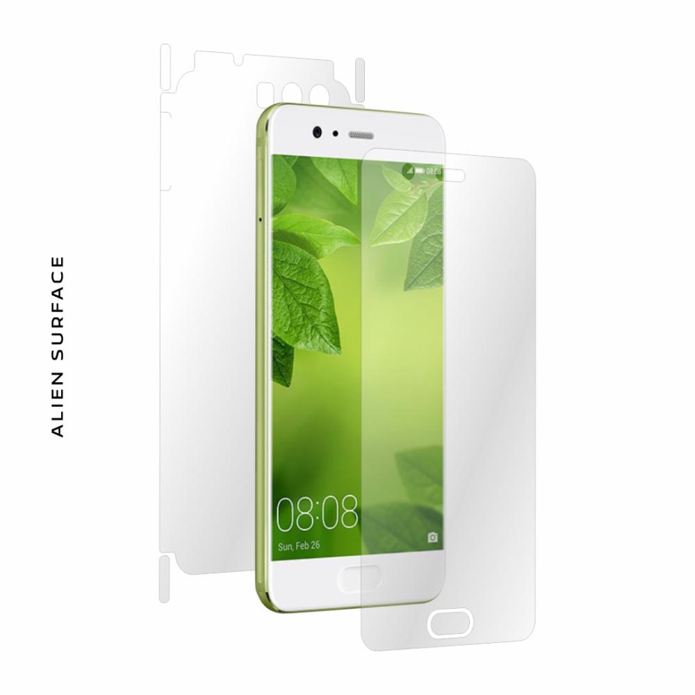 Huawei P10 folie protectie Alien Surface