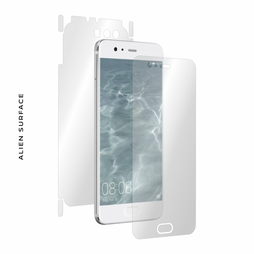 Huawei P10 Plus folie protectie Alien Surface