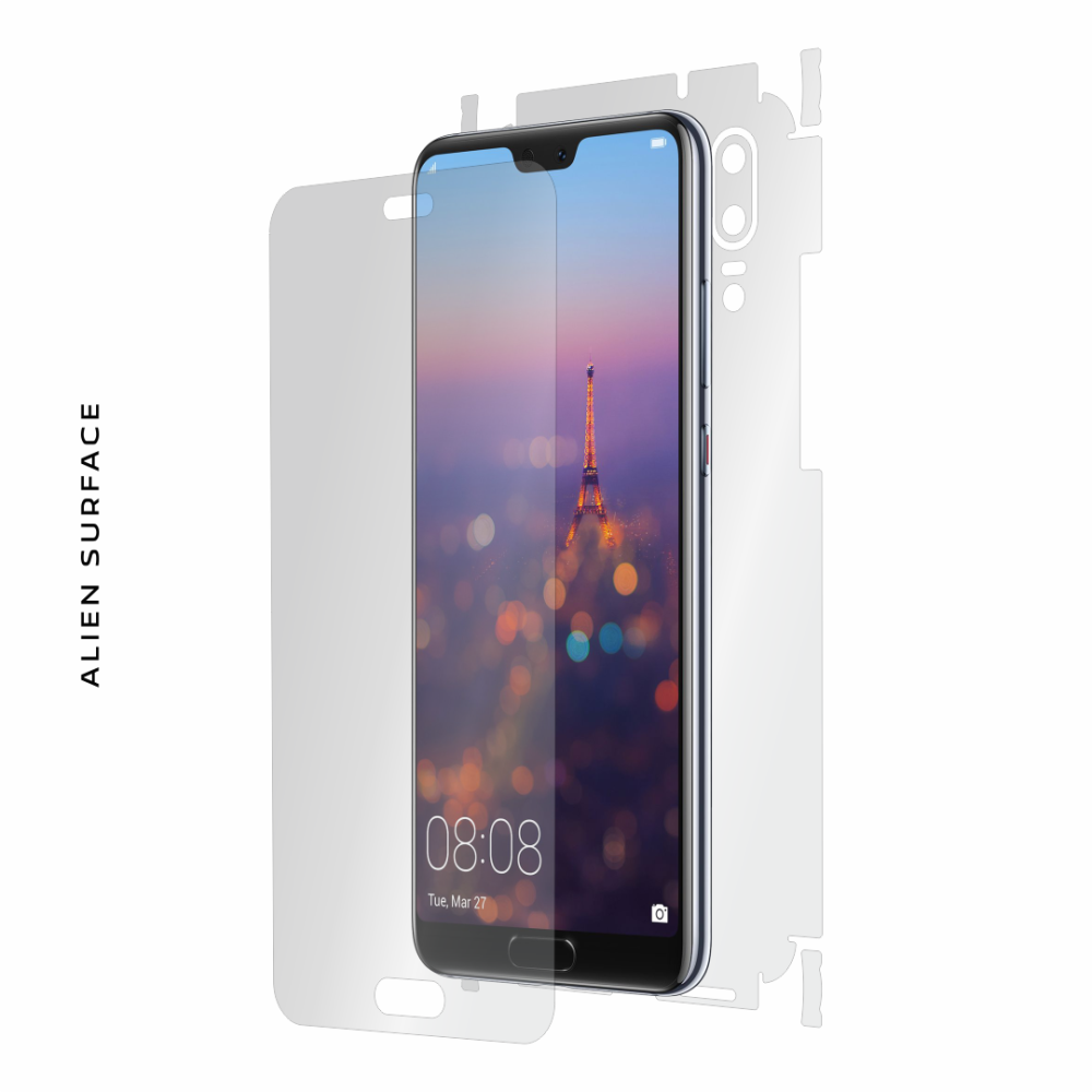 Huawei P20 folie protectie Alien Surface