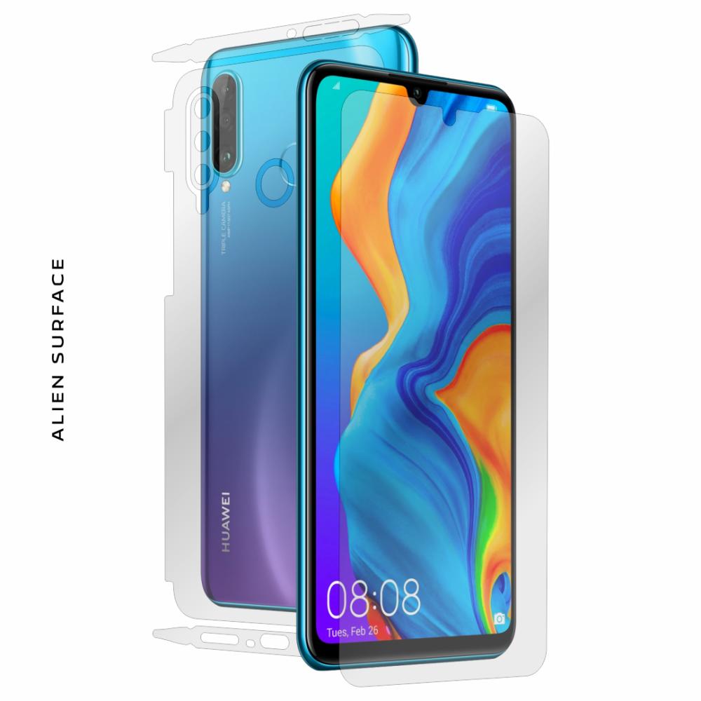 Huawei P30 Lite New Edition folie protectie Alien Surface