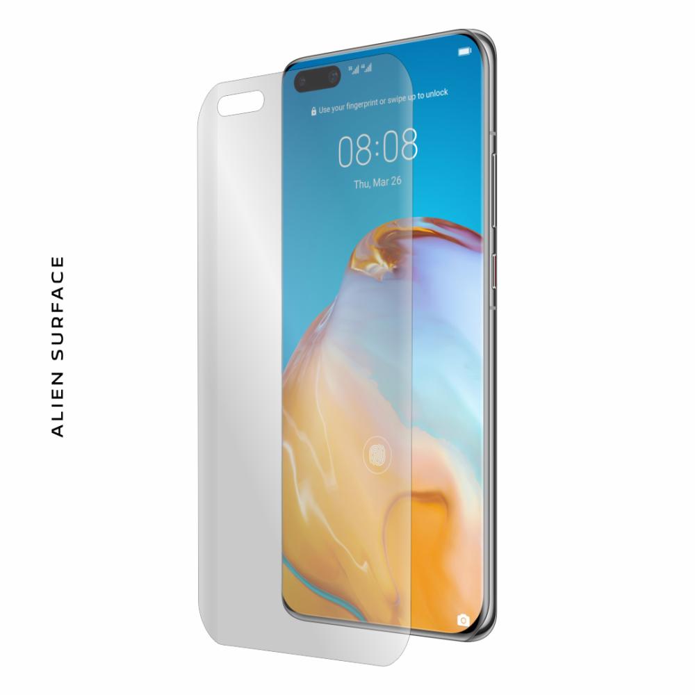 Huawei P40 Pro Plus folie protectie Alien Surface
