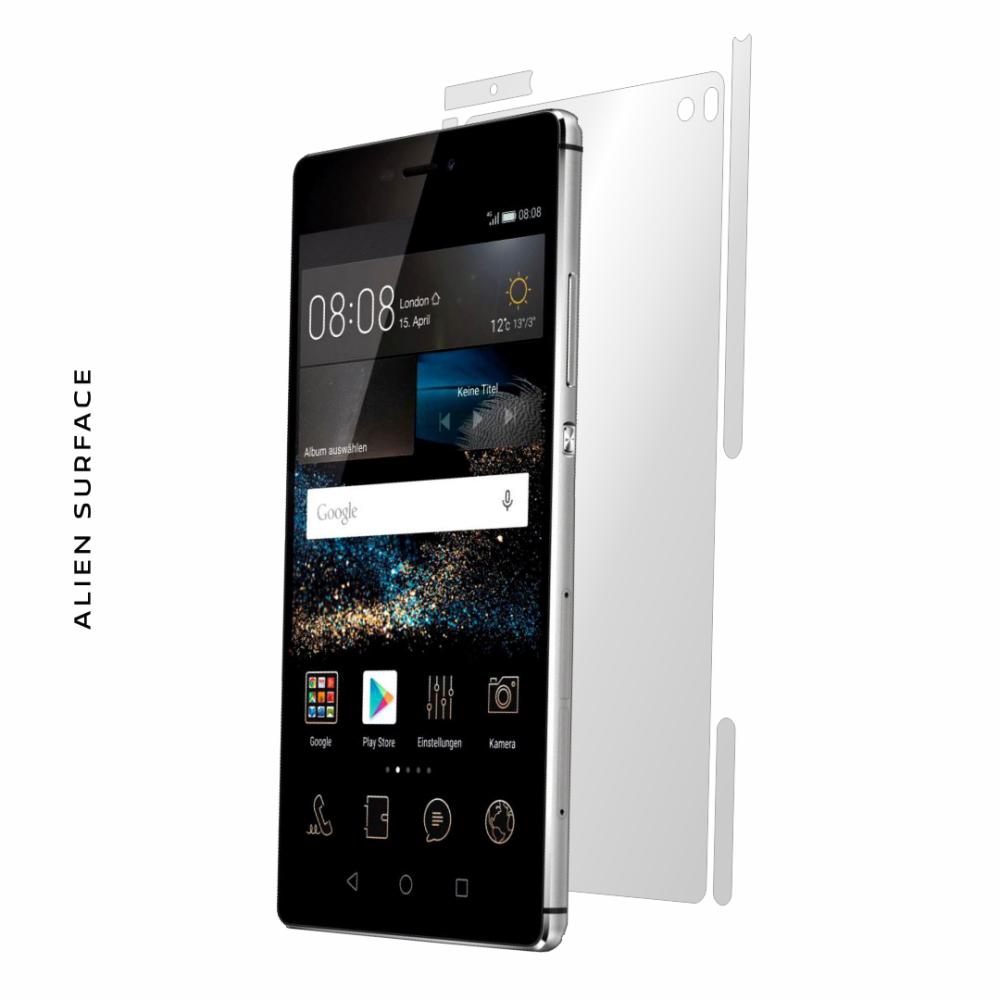Huawei P8 folie protectie Alien Surface