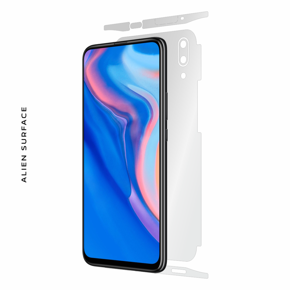 Huawei P Smart Z folie protectie Alien Surface