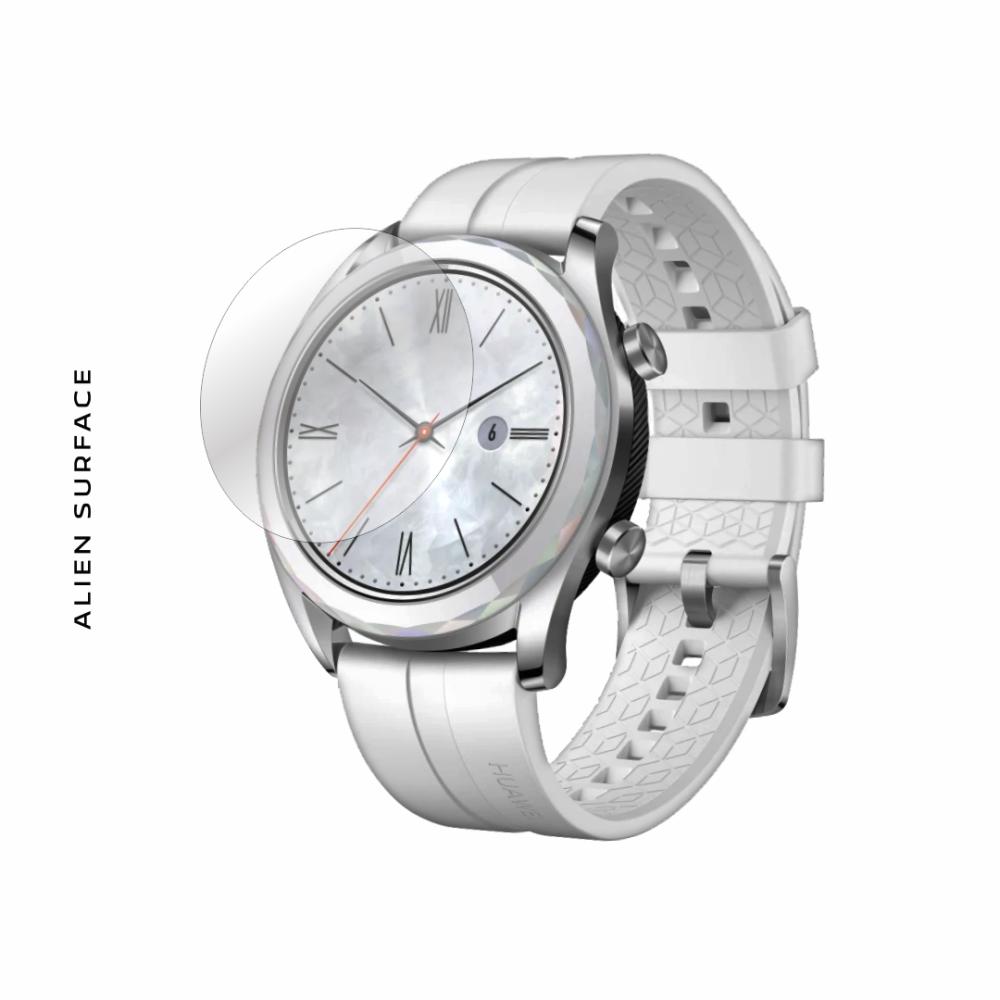Huawei Watch GT 42mm Elegant Edition folie protectie Alien Surface