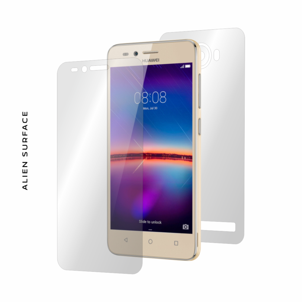 Huawei Y3II folie protectie Alien Surface