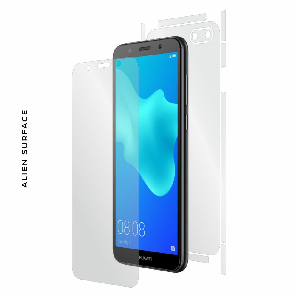 Huawei Y5 (2018) folie protectie Alien Surface
