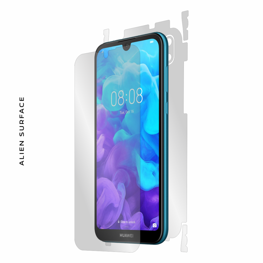 Huawei Y5 (2019) folie protectie Alien Surface