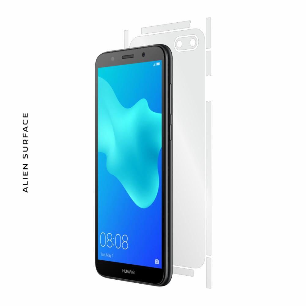 Huawei Y5 Prime (2018) folie protectie Alien Surface