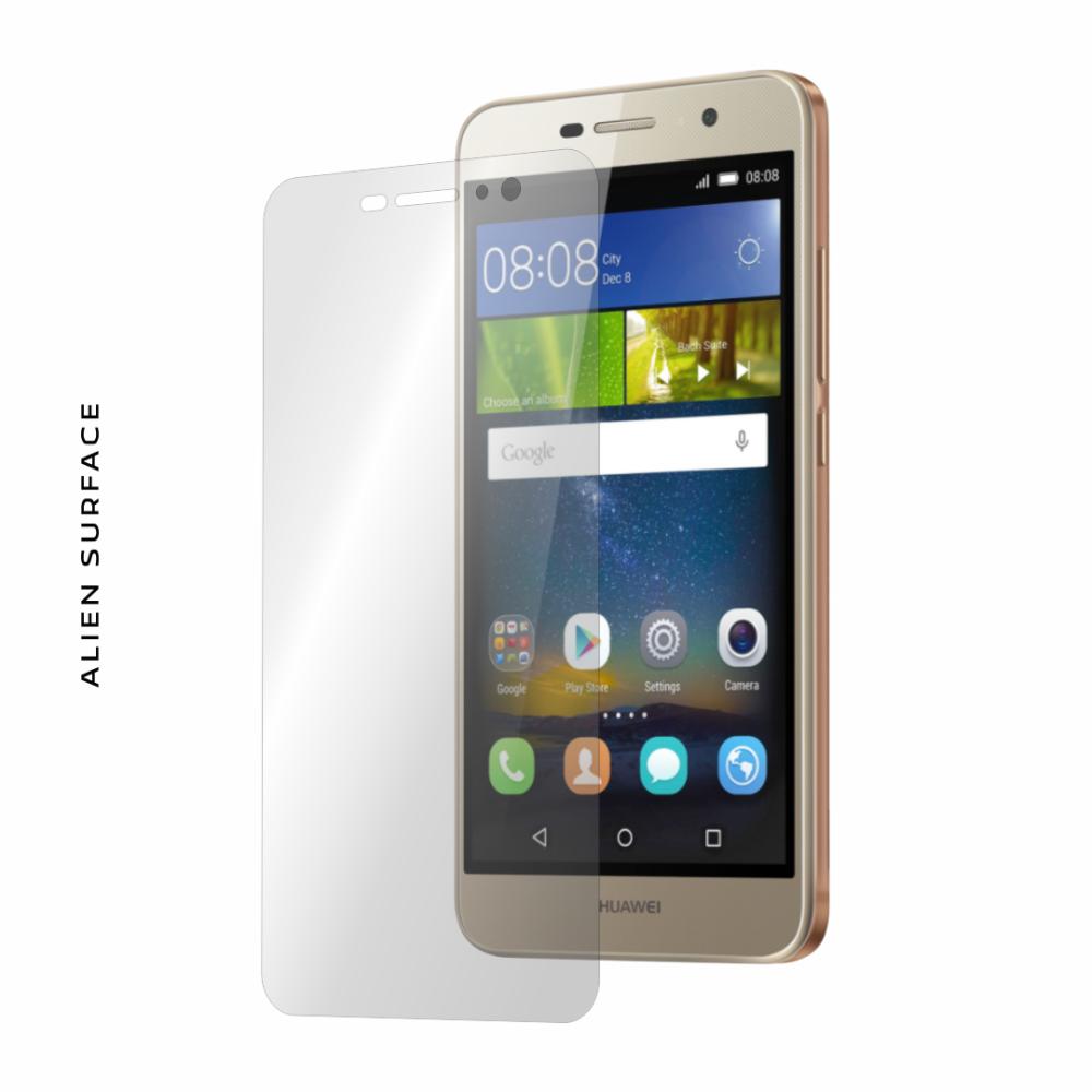 Huawei Y6 Pro folie protectie Alien Surface