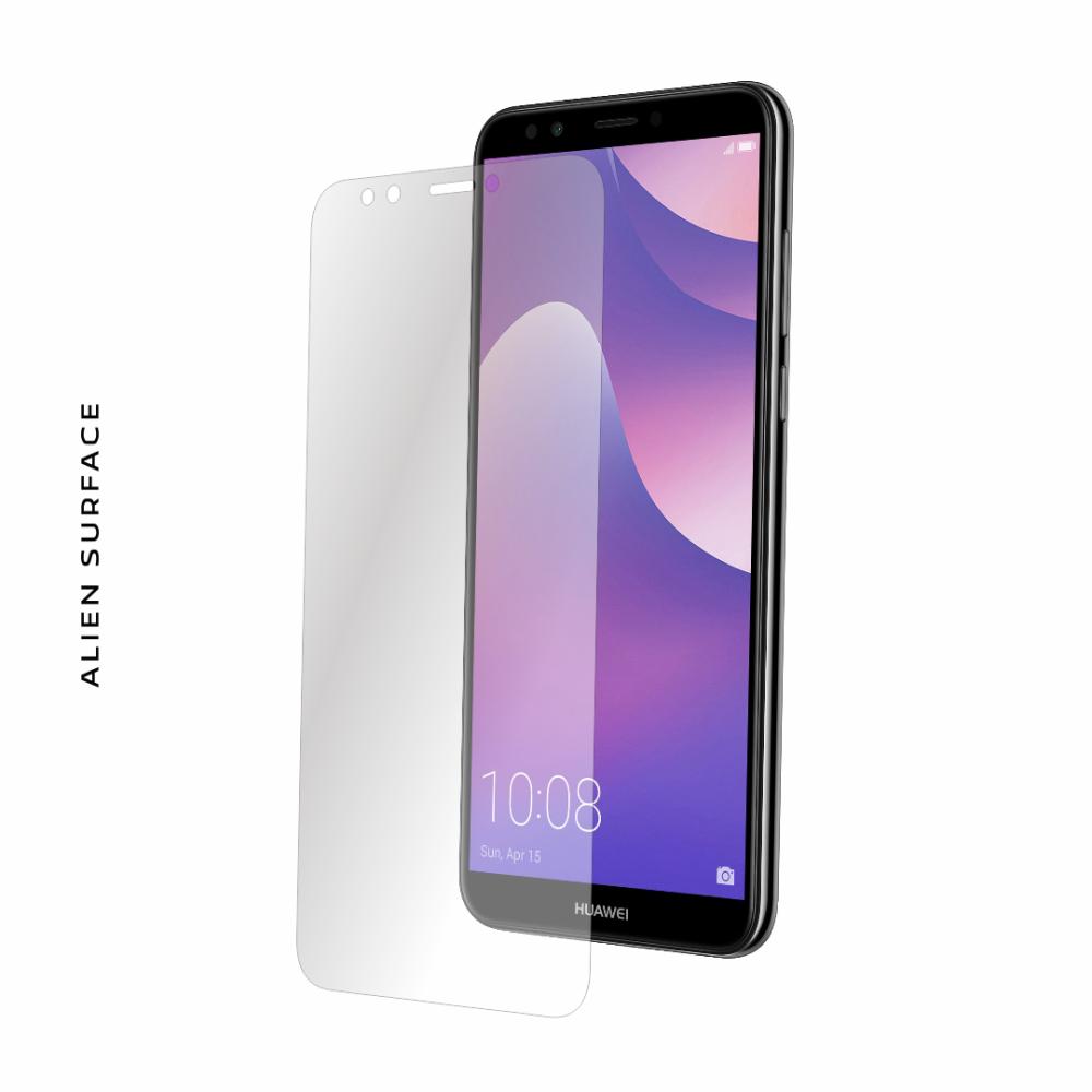 Huawei Y7 (2018) folie protectie Alien Surface