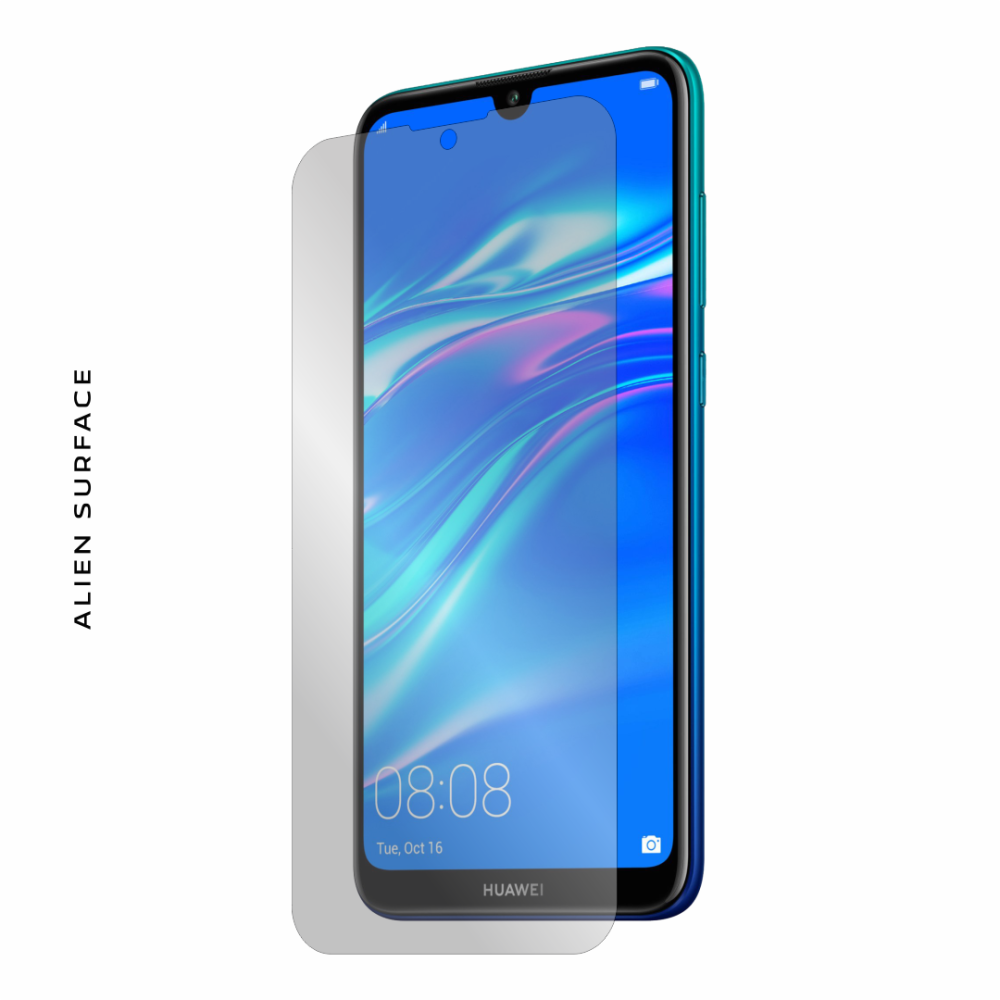 Huawei Y7 (2019) folie protectie Alien Surface