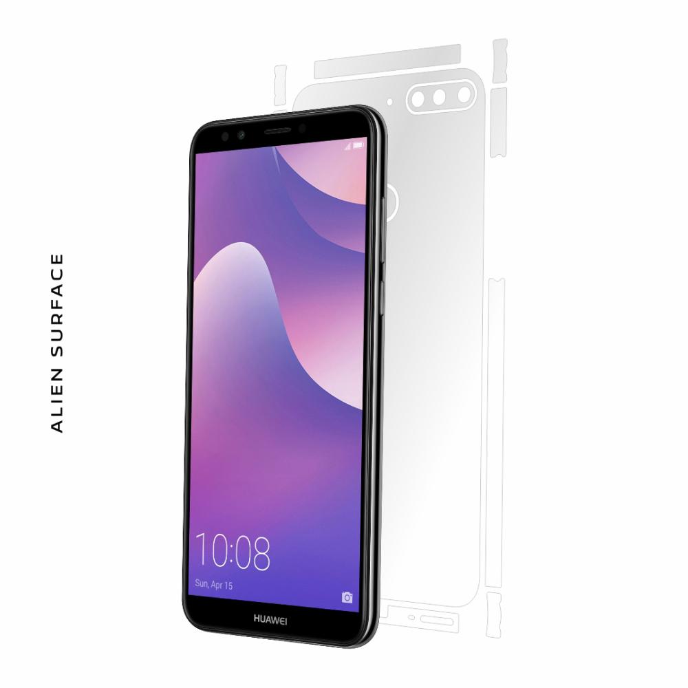 Huawei Y7 Prime (2018) folie protectie Alien Surface