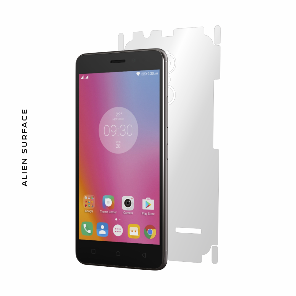 Lenovo K6 folie protectie Alien Surface