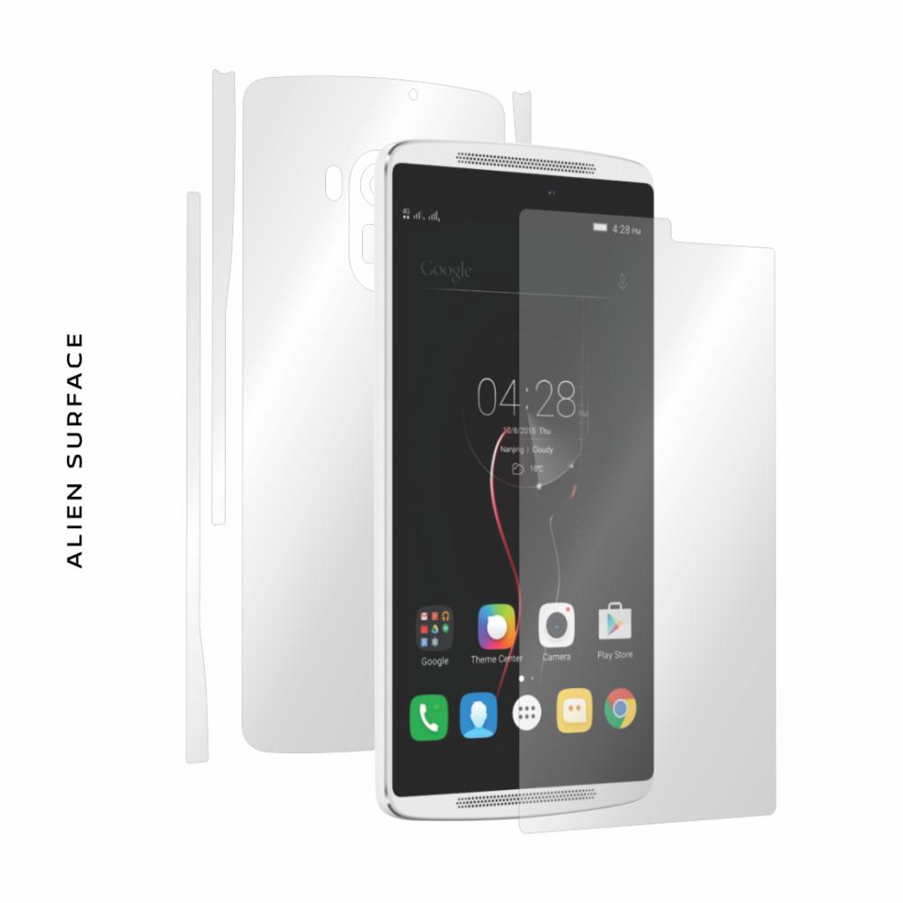 Lenovo Vibe X3 Lite folie protectie Alien Surface