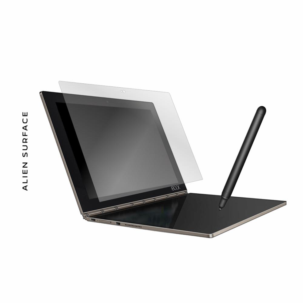 Lenovo Yoga Book YB1-X90L 10.1 inch folie protectie Alien Surface