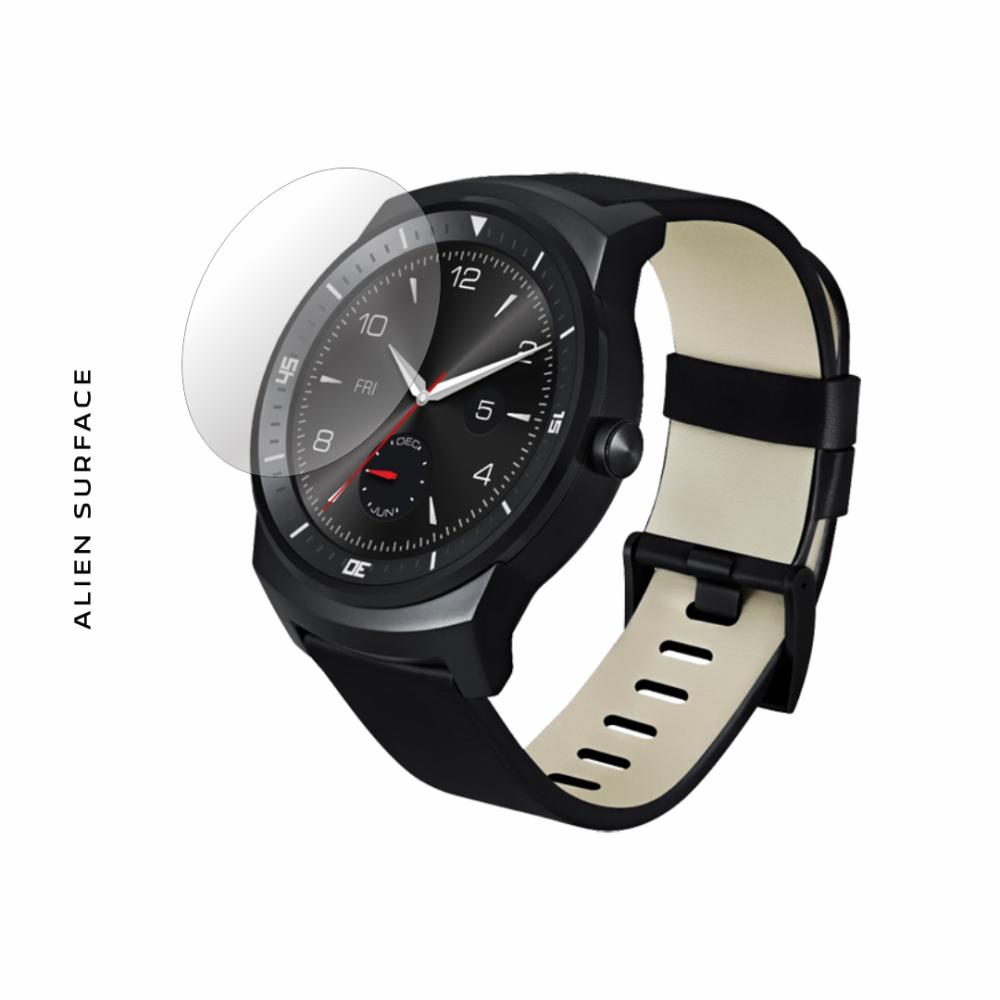 LG G Watch R W110 folie protectie Alien Surface