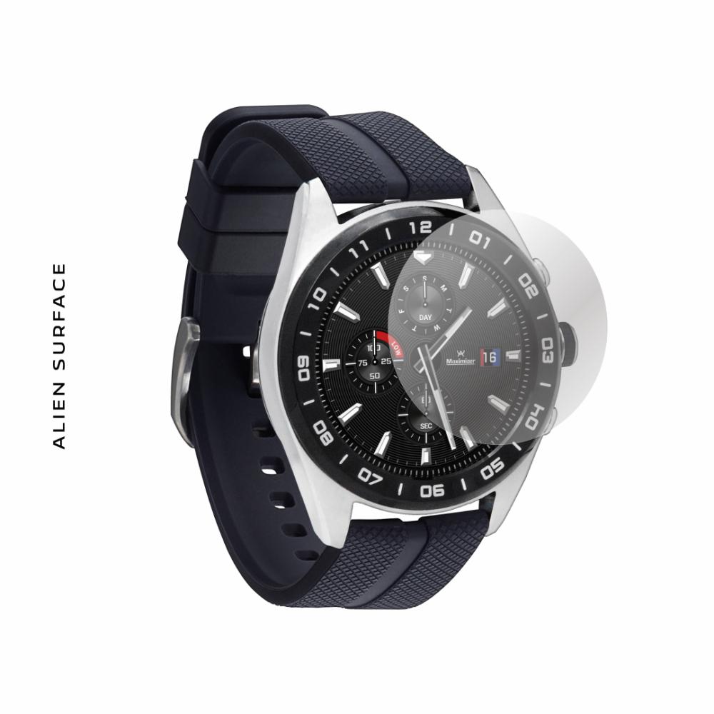 LG G Watch W7 folie protectie Alien Surface