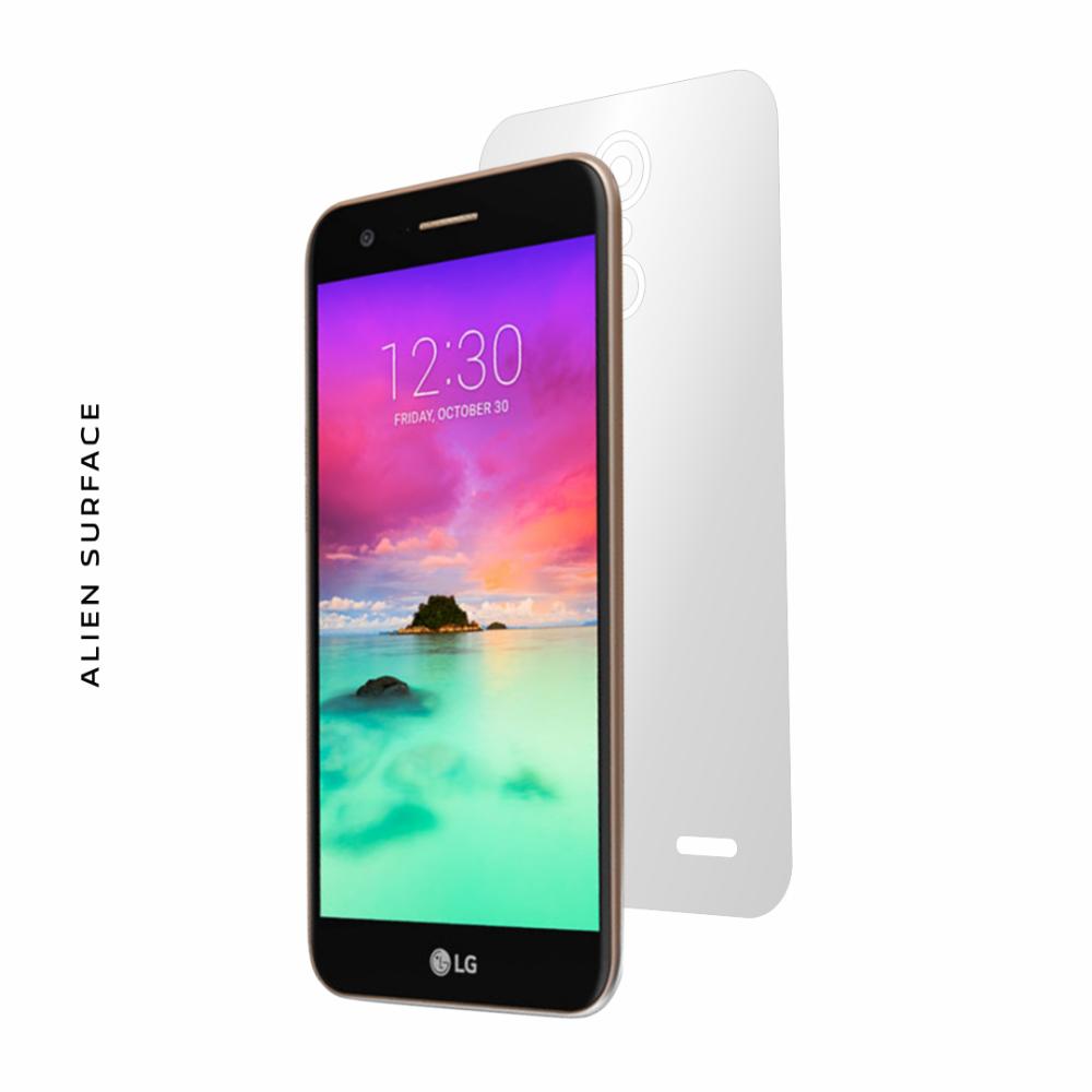 LG K10 (2017) folie protectie Alien Surface