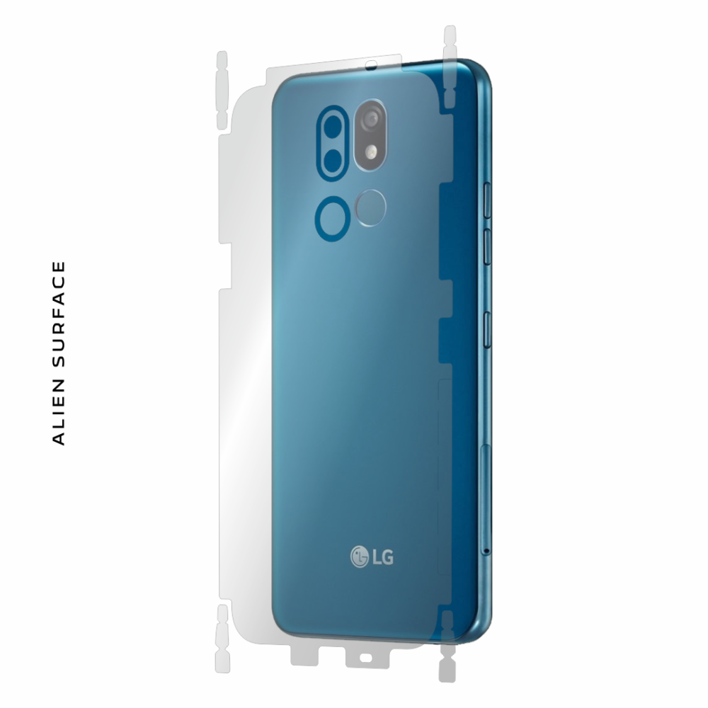 LG K40 folie protectie Alien Surface