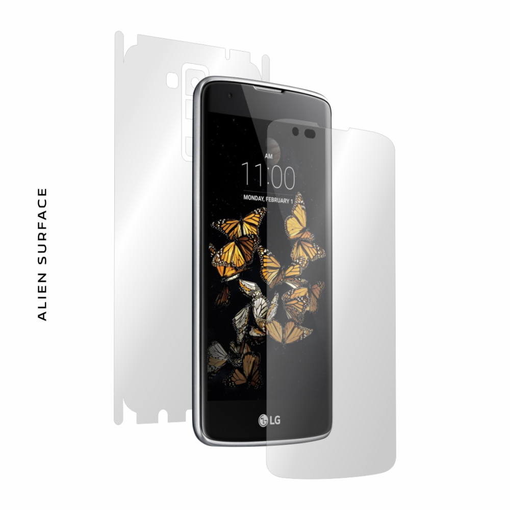 LG K8 folie protectie Alien Surface