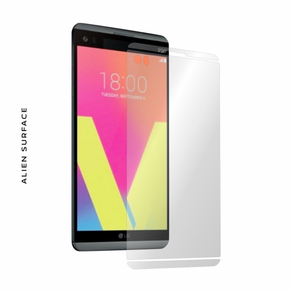 LG V20 folie protectie Alien Surface