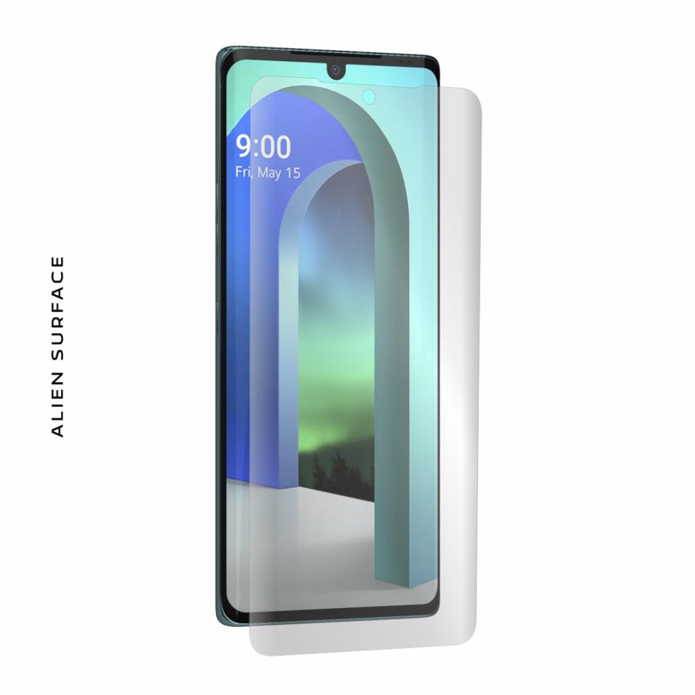 LG Velvet 5G folie protectie Alien Surface