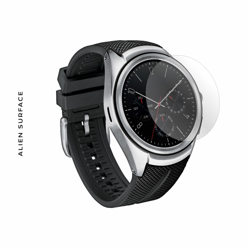 LG Watch Urbane 2nd Edition LTE folie protectie Alien Surface