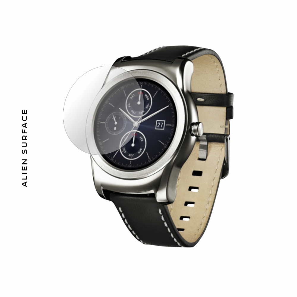 LG Watch Urbane W150 folie protectie Alien Surface