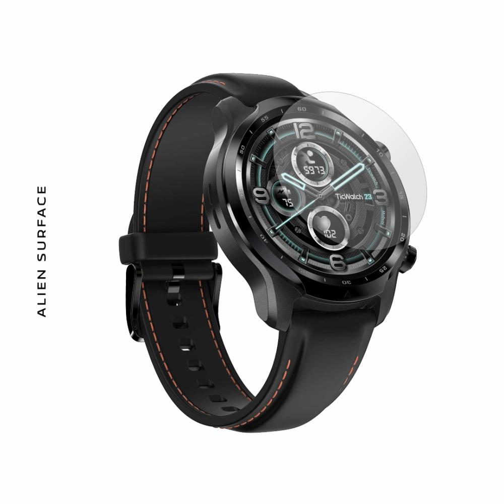 Mobvoi Ticwatch 3 Pro GPS folie protectie Alien Surface