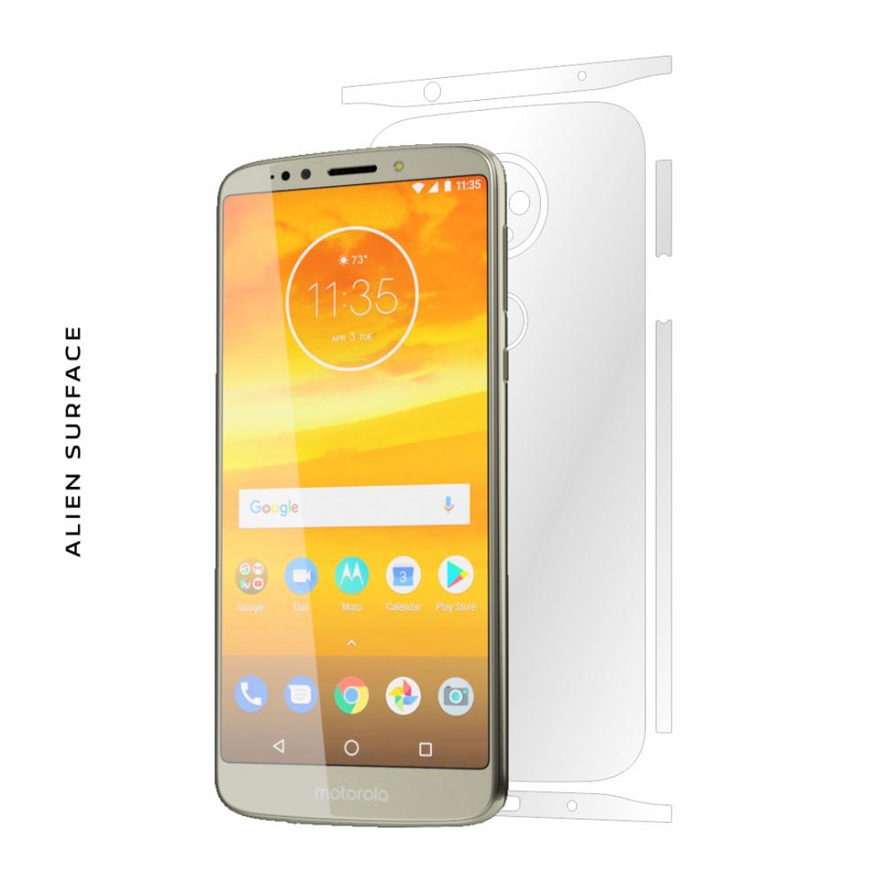 Motorola Moto E5 Plus folie protectie Alien Surface