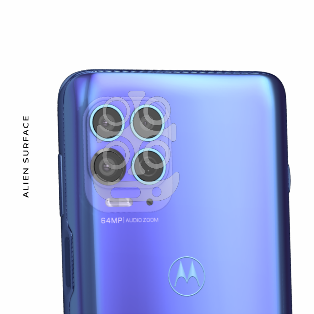 Motorola Moto G100 folie protectie Alien Surface