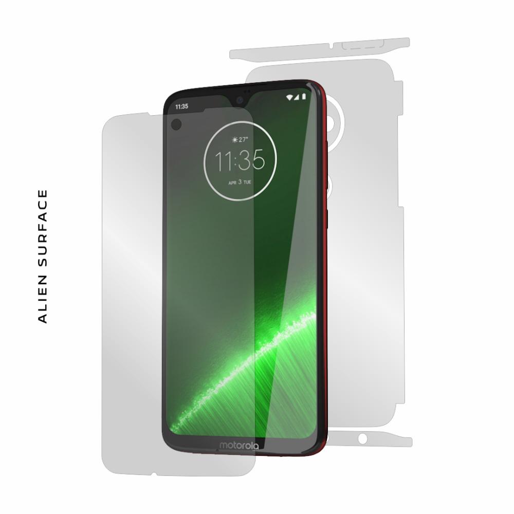 Motorola Moto G7 (G7 Plus) folie protectie Alien Surface