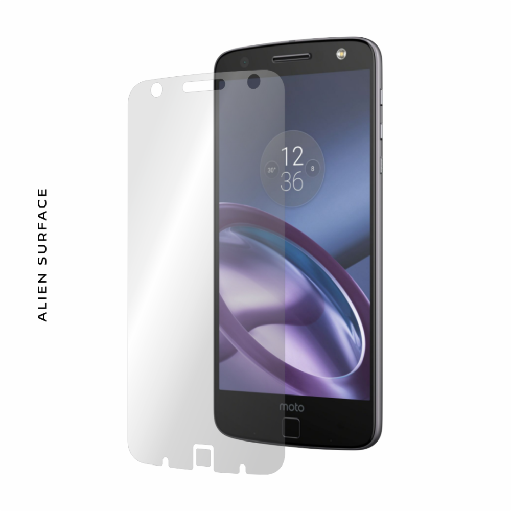 Motorola Moto Z folie protectie Alien Surface