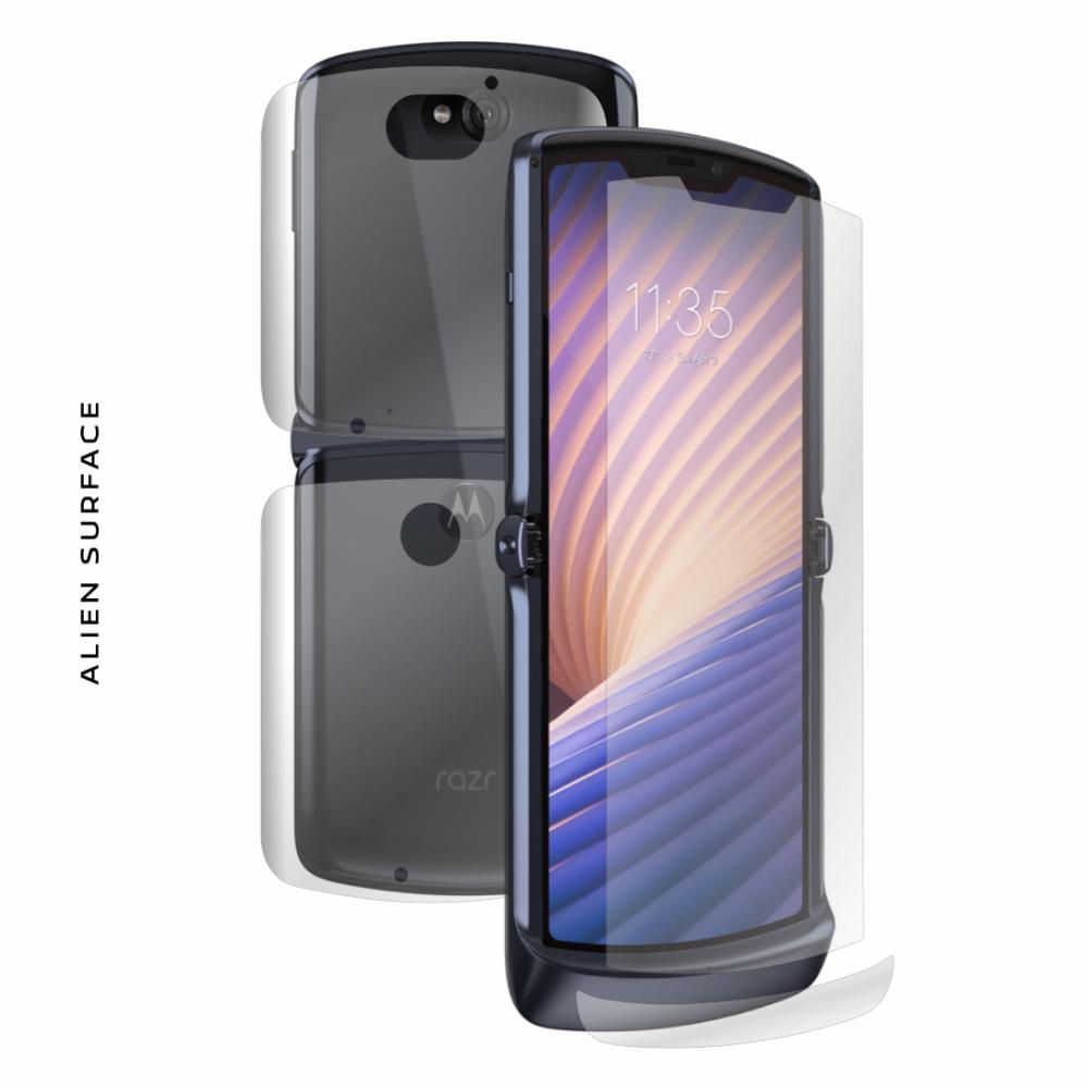 Motorola Razr 5G folie protectie Alien Surface