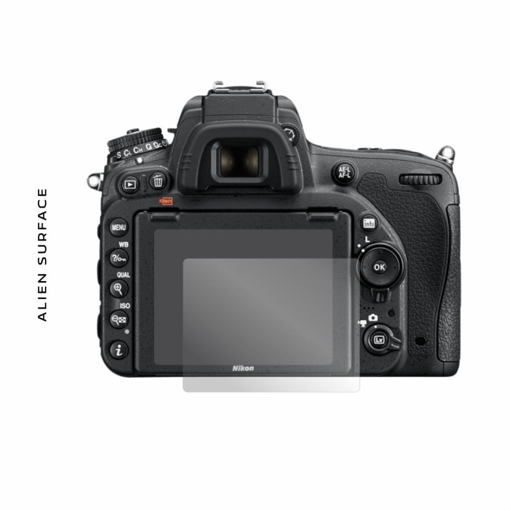 Nikon D750 folie protectie Alien Surface