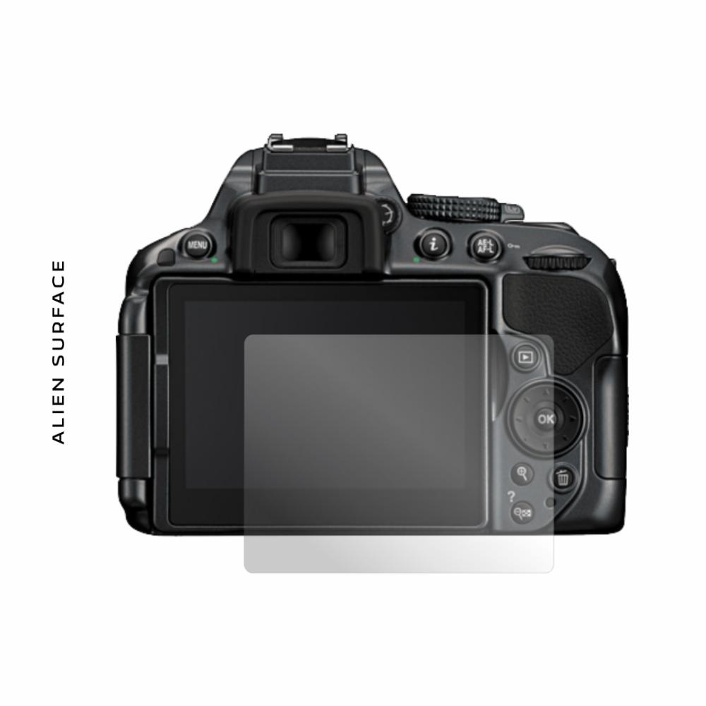 Nikon D5300 folie protectie Alien Surface