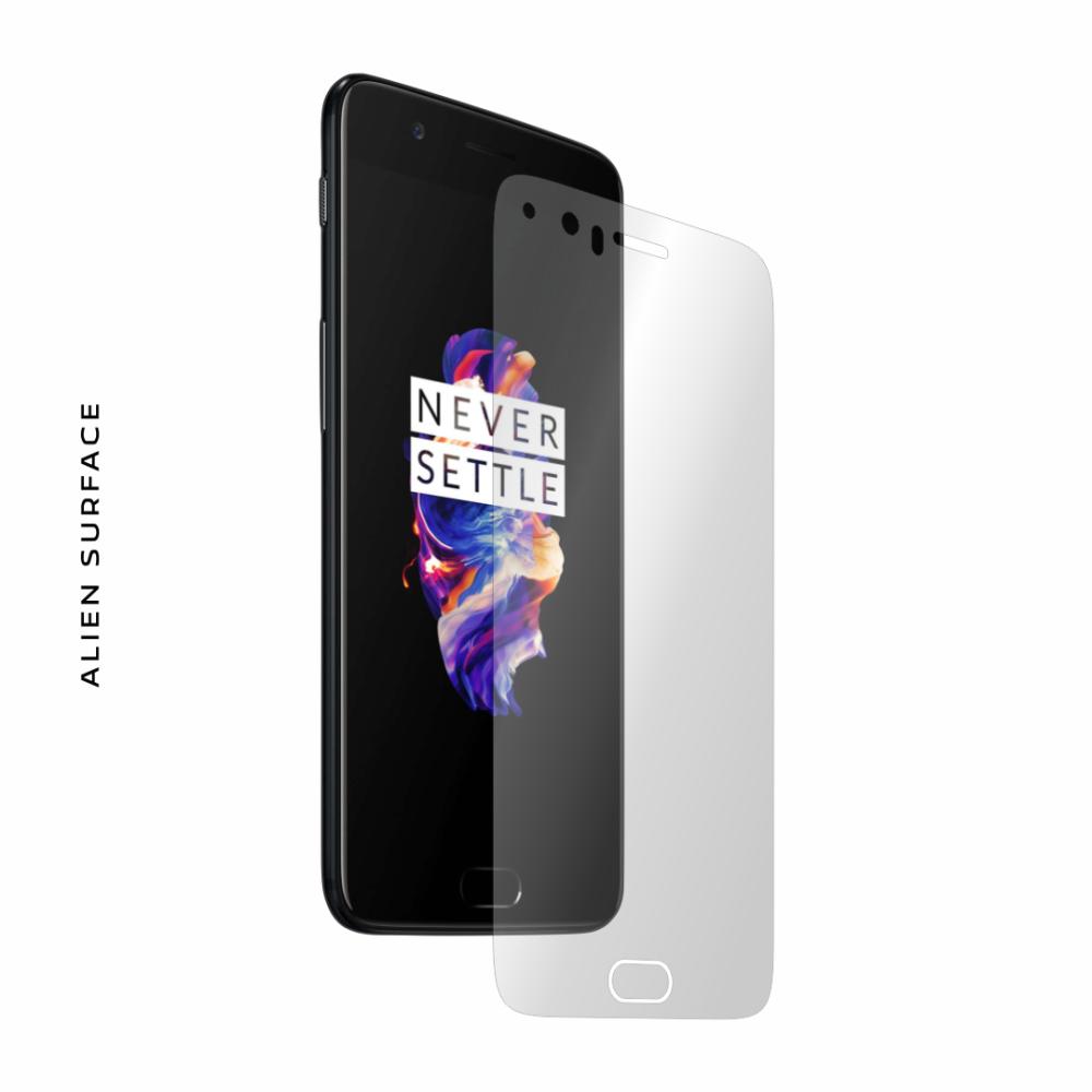 OnePlus 5 folie protectie Alien Surface