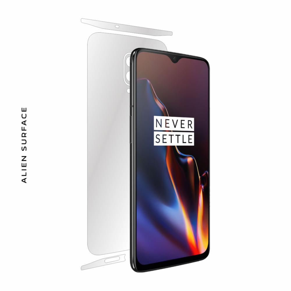 OnePlus 6T folie protectie Alien Surface