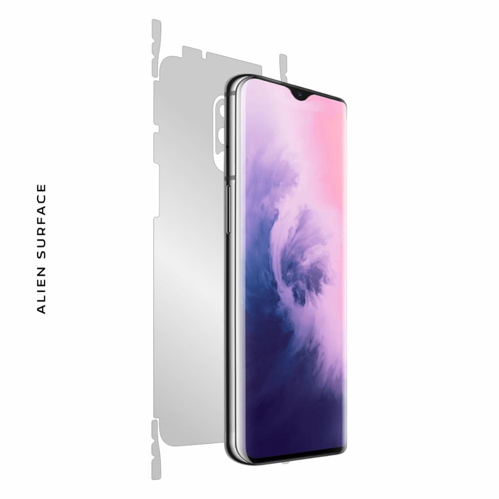 OnePlus 7 folie protectie Alien Surface