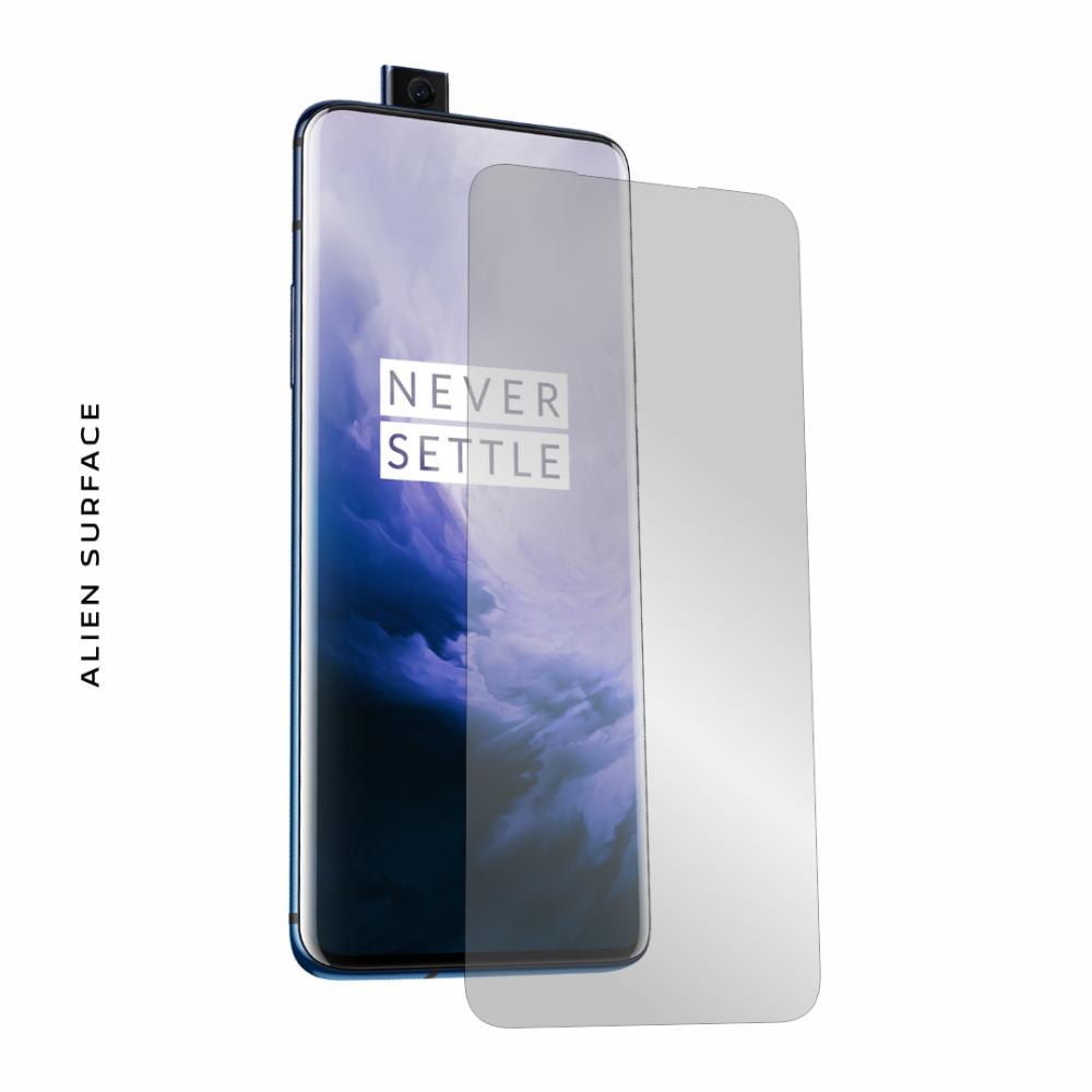 OnePlus 7 Pro folie protectie Alien Surface